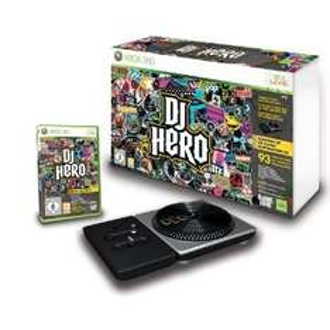 (X360) DJ Hero + Turntabel für nur 9,99€