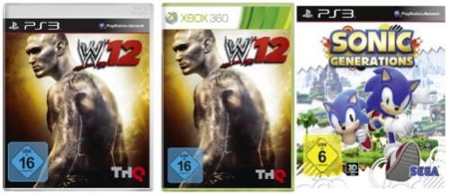 Amazon Adventskalender 14.12 - Eclipse Blu-ray für 8€, WWE12 für 30€ und Creative WP-300 wireless Kopfhörer für 40€