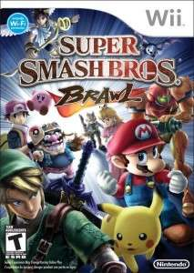 [Wii] Super Smash Bros. Brawl für 38€