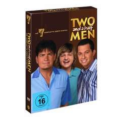 Two And A Half Men - Die komplette 7. Staffel für 9,99€ + Versand bei Amazon