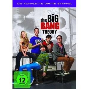 The Big Bang Theory - Staffel 3 für nur 19,99 Euro auf DVD *UPDATE* nicht Blu-Ray sondern DVD
