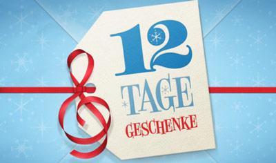 iTunes 12 Tage - 12 Geschenke: Alle Geschenke aufgedeckt
