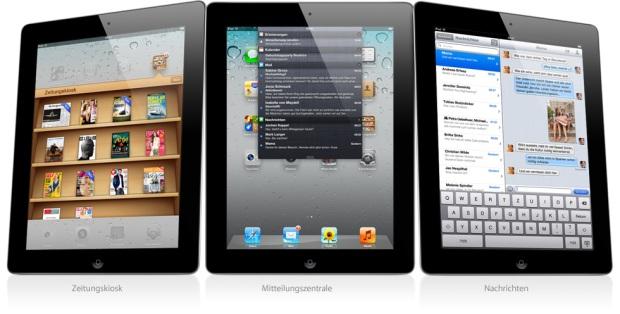 iPad 2 16GB WiFi für 395€ statt 444€ bei Euronics