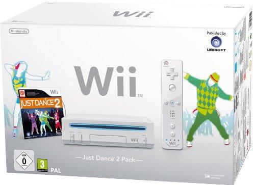 Nintendo Wii inkl. Just Dance 2 für 118 Euro statt 137 Euro