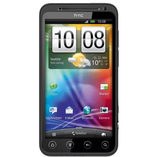 HTC Evo 3D (DualCore 3D-Smartphone mit Android) für 269€ statt 303€ bei Amazon/Media Markt!