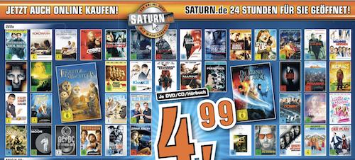 Media-Schnäppchen: Viele Blu-rays, DVDs und 1 Spiel (Rock Band 3)