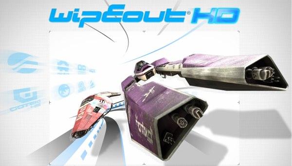 Kostenloses WipEout HD bei PSN Anmeldung