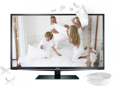 3D-LED-Backlight-TV Toshiba 40TL838G für 450 € statt 528 € *Update* 40TL868G für 399,99 €