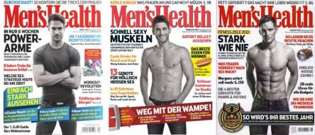 24 Monate Men's Health für effektiv 5 € lesen mit BestChoice-Gutschein