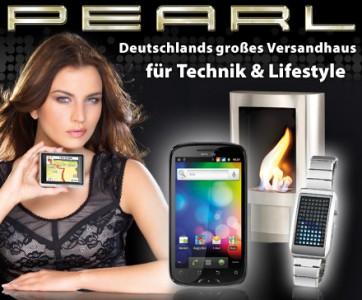 25 € Gutschein für Pearl bei DailyDeal für 7,92 € *Update*