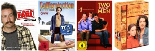 Neue DVD- und Blu-ray-Angebote von Media Markt und Konter von Amazon *Update* Nun auch sämtliche Games!