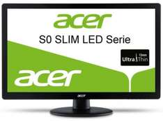 "23"" LED-Backlight-Monitor Acer S230HLBbd für 111 €"