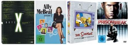 Amazon: Blu-ray-Steelbooks ab 9,97 € und Film- & Serienboxen mit 40% Rabatt *Update*