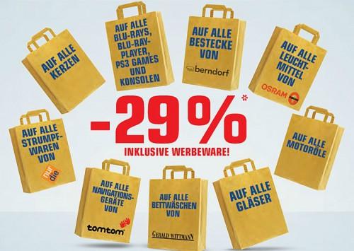 Hammer: 29% Rabatt auf Blu-rays, Konsolen & mehr bei Metro - z.B. PS Vita um 162 € statt 249 €!