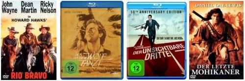 DVD- und Blu-ray-Angebote bei Amazon - z.B. Action Blu-rays für 8,97 € *Update*