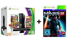 Kinect-Bundles bei Amazon - z.B. Xbox 360 4 GB + Mass Effect 3 mit 11% Rabatt *Update*