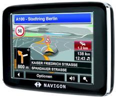 Navigon 2200 Navigationssystem für 89€ bei Amazon
