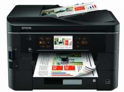 Multifunktionsgerät Epson Stylus BX935FWD für 149 € *Update*