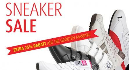 Sneaker-Sale bei MandMDirect mit Extra-Rabatt auf bekannte Marken