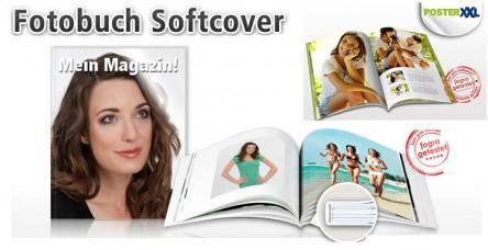 Softcover-Fotobuch von PosterXXL für 7,98 € statt 17,98 € *Update*