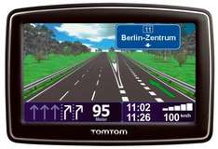 Navigationssystem TomTom XL IQ Traffic für 79€ statt 127€