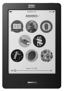 eBook-Reader Kobo Touch für 99 € bei Media Markt - 22% Ersparnis