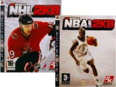 [PS3] NBA 2K8 und NHL 2K8 für je 22€