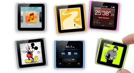 Apple iPod nano (6. Generation, 8 GB) für 101 € statt 119 €