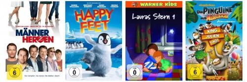 DVD- und Blu-ray-Preissenkungen bei Amazon - Filme ab 5 Euro