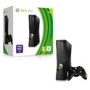 Top! Xbox 360 S (4 GB) für 138 € statt 175 € - 21% Ersparnis