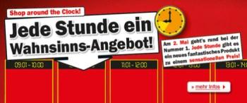 """""""Shop around the Clock"""" am 02.05. bei Media Markt Österreich"""