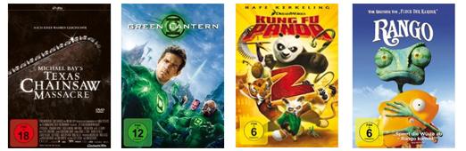 DVD- und Blu-ray-Angebote bei Media Markt und Konter von Amazon