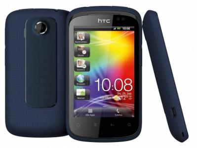 Einsteiger-Smartphone HTC Explorer für 94,90 € - 20% Ersparnis