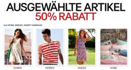 H&M: 50% Rabatt auf ausgewählte Artikel & zusätzlich sparen mit Gutscheincodes