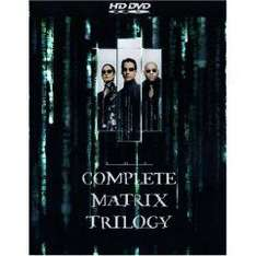 [HD-DVD] Matrix HD-DVD Box für 22€