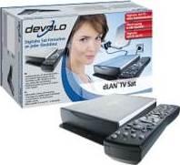 Devolo dLAN TV Sat DVB-S ab 35€ - Preisfehler!