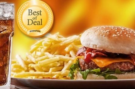 4 € McDonald's Gutschein für 2 € bei Groupon