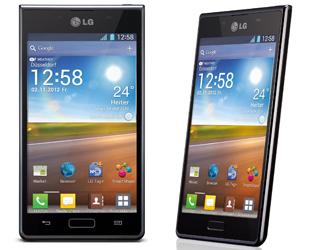 Android-Smartphone LG P700 Optimus L7 für 203 € - 14% Ersparnis *Update* jetzt für 199 €