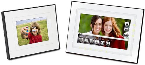 Digitaler Bilderrahmen Kodak EasyShare P520 für 33€