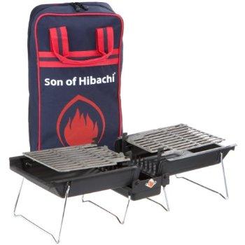 """Praktischer Holzkohlegrill """"Son of Hibachi"""" für 65 € bei Amazon *Update* jetzt für 63,61 €"""