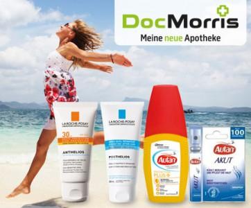 DailyDeal: 20 € Gutschein für DocMorris für 10 € oder 30 € Gutschein für 15 €