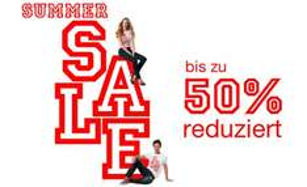 Summer-Sale bei Tom Tailor mit bis zu 50% Rabatt auf ausgewählte Mode