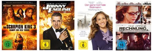 Neue DVD- und Blu-ray-Aktionen von Media Markt & Saturn und Konter von Amazon