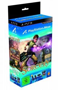 PS3: Move Starter-Pack mit Sorcery & Navigationscontroller für 39€ - 45% Rabatt *Update* jetzt für 46 €