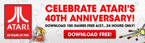 Atari Greatest Hits - 100 Spiele für iPhone und iPad kostenlos herunterladen