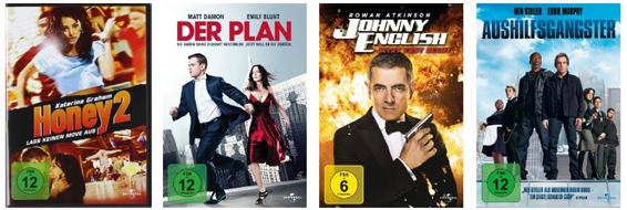 DVD- und Blu-ray-Angebote von Müller & Konter von Amazon - Blu-rays ab 5,99 €