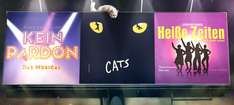 Günstige Musical-Tickets bei Vente-Privee - z.B. Cats in Köln ab 52 €
