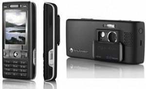 [Handy] Sony Ericsson K800i für 119€