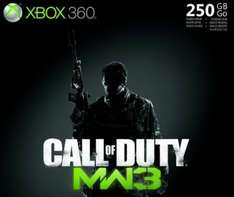 Xbox 360 Slim (250 GB) + Call of Duty: Modern Warfare 3 für 194 € - 18% Ersparnis