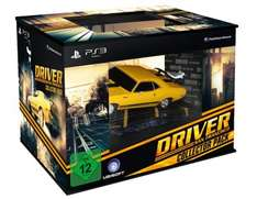 Driver: San Francisco - Collector's Edition (PS3) für 19,99 € - 43% Ersparnis